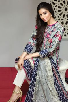 Fashionable muslim pakistani outfits 5