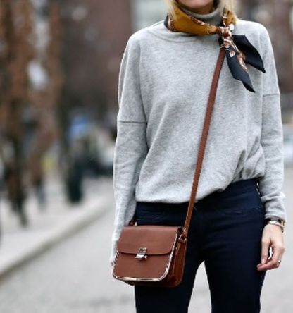 Fashionable scraves accessories ideas for cold weather 3