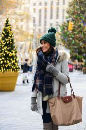 Fashionable scraves accessories ideas for cold weather 5