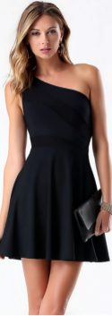 Gorgeous elegance black dress outfits 35