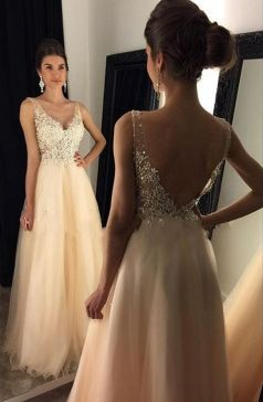Gorgeous prom dresses for teens ideas 2017 26