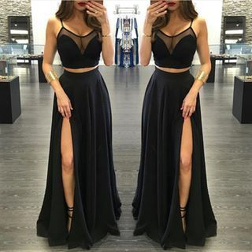 Gorgeous prom dresses for teens ideas 2017 38