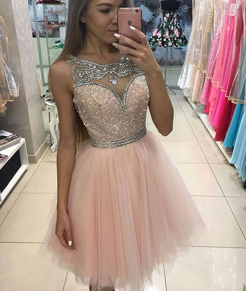 Gorgeous prom dresses for teens ideas 2017 48