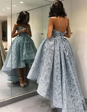 Gorgeous prom dresses for teens ideas 2017 54