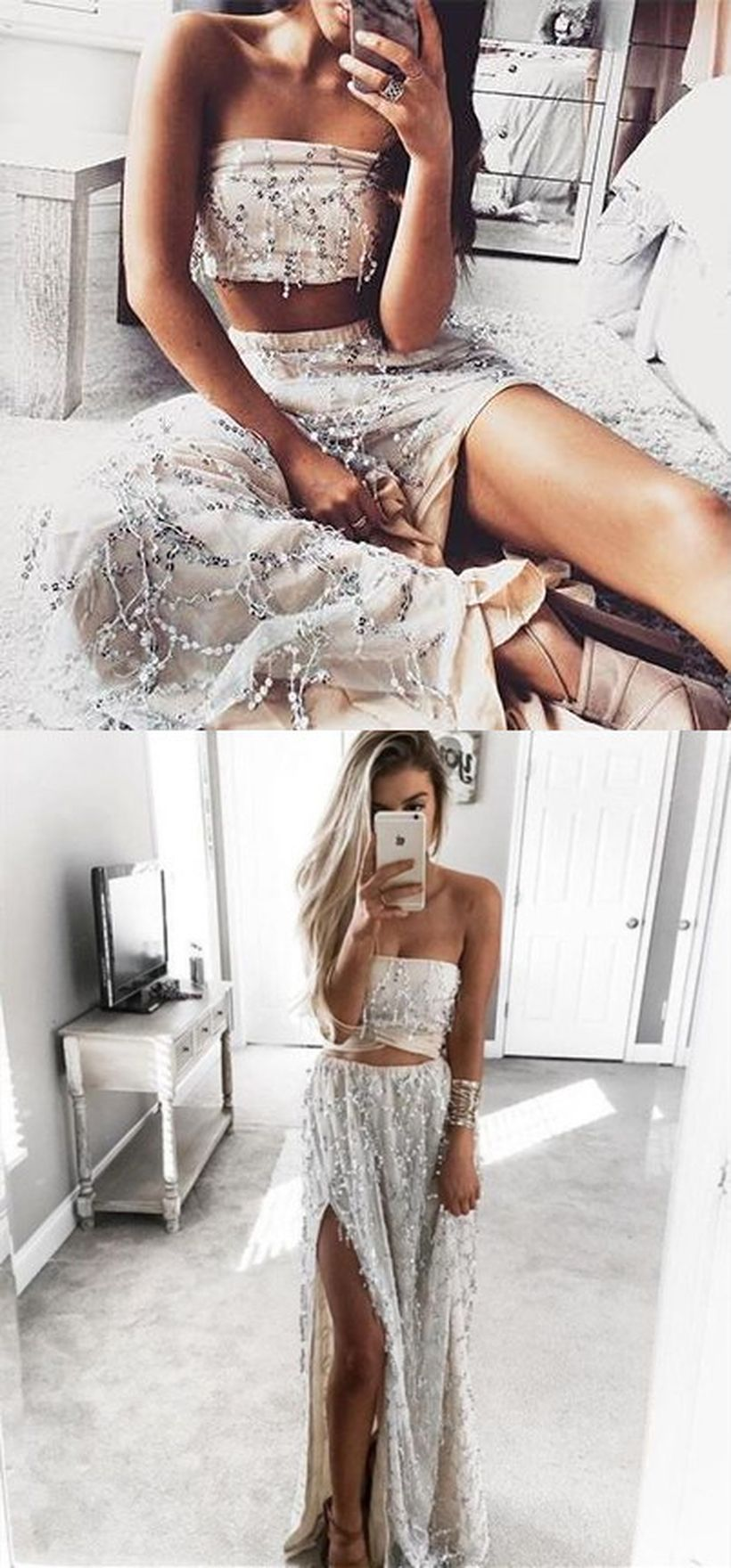 Gorgeous prom dresses for teens ideas 2017 59