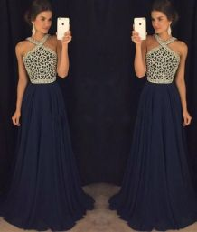 Gorgeous prom dresses for teens ideas 2017 6