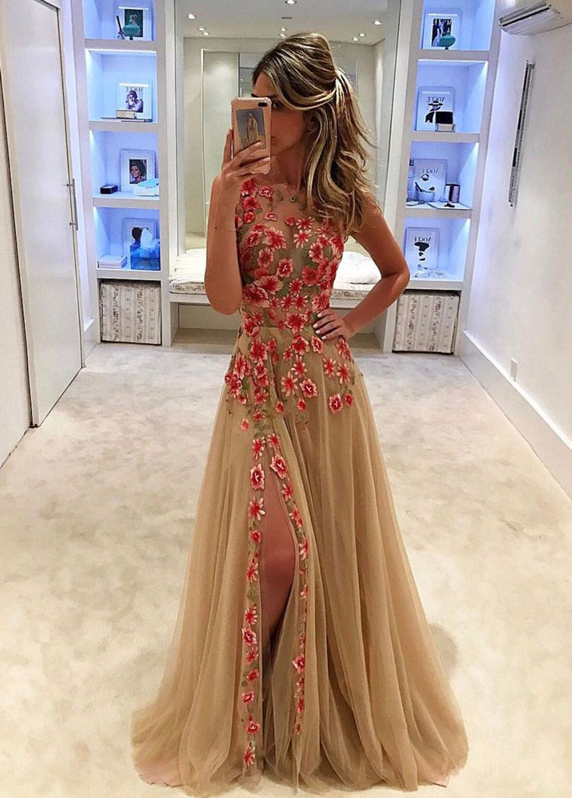 Gorgeous prom dresses for teens ideas 2017 93