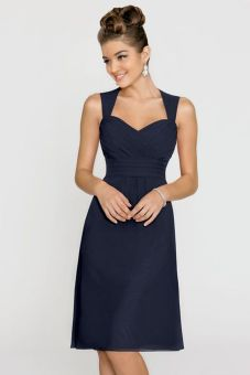 Gorgeous short bridesmaid dresses design ideas 2