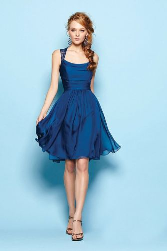 Gorgeous short bridesmaid dresses design ideas 21