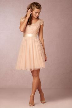 Gorgeous short bridesmaid dresses design ideas 47