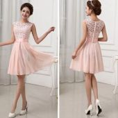 Gorgeous short bridesmaid dresses design ideas 49