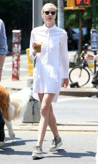 Gorgeous white shirtdresses for summer and spring outfits 13