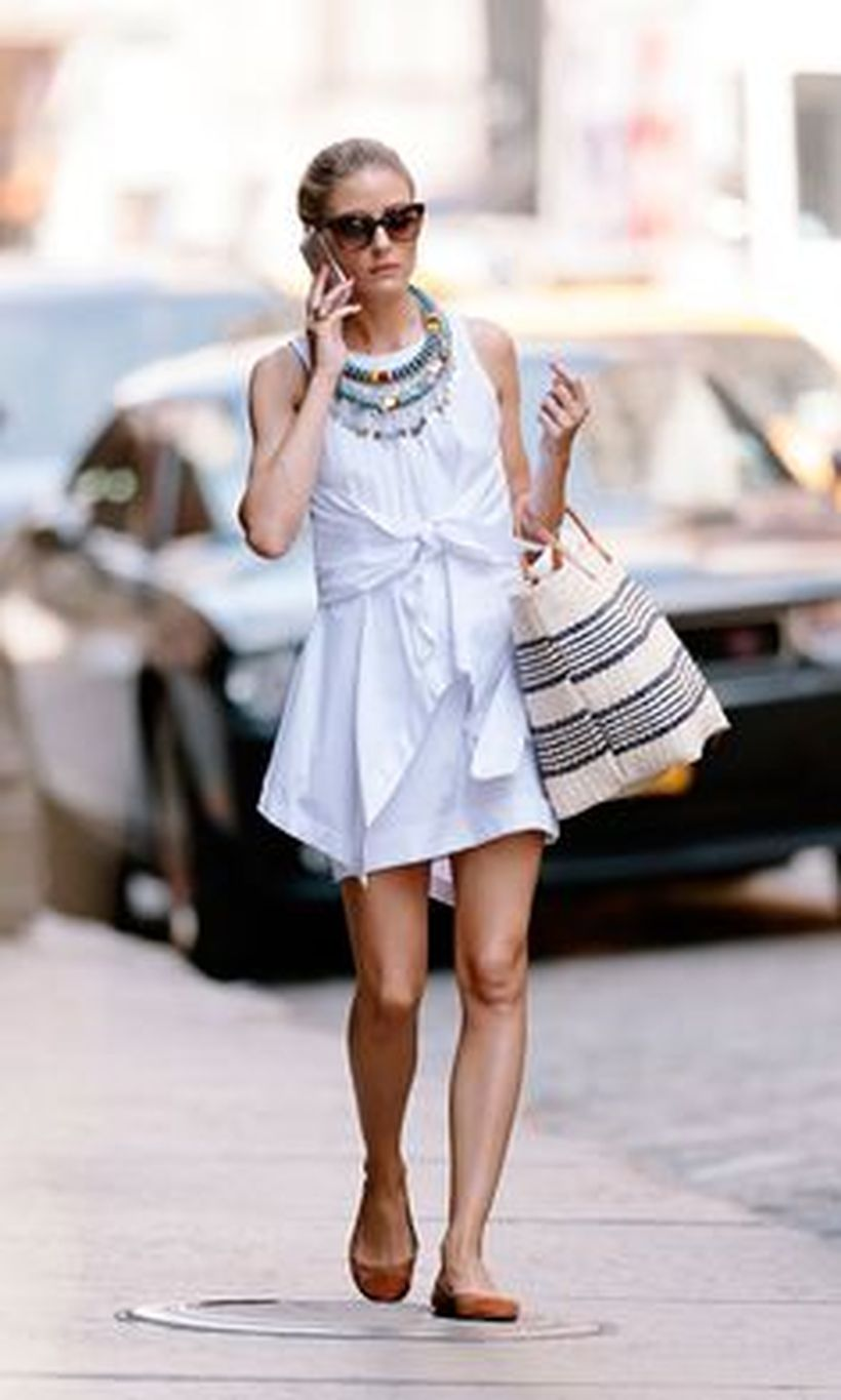 Gorgeous white shirtdresses for summer and spring outfits 35