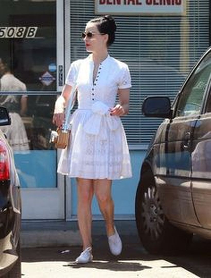 Gorgeous white shirtdresses for summer and spring outfits 7