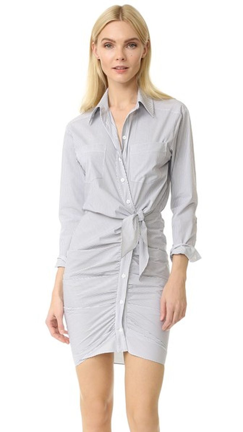 Marvelous striped shirtdresses outfits ideas 70