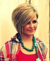 Perfect short pixie haircut hairstyle for plus size 12
