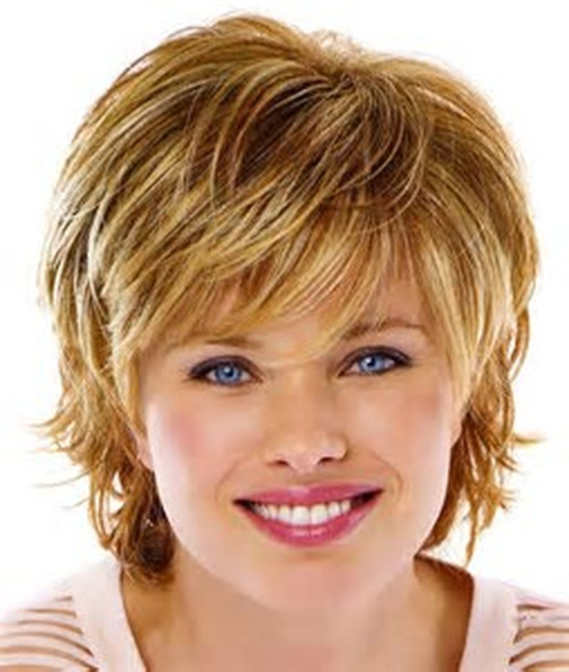 Perfect short pixie haircut hairstyle for plus size 33