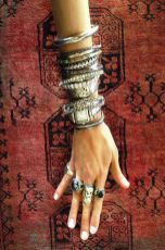 Stacked arm candies jewelry ideas 112