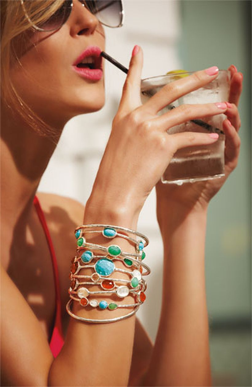 Stacked arm candies jewelry ideas 125