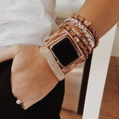 Stacked arm candies jewelry ideas 126