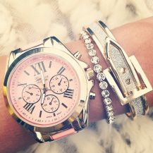 Stacked arm candies jewelry ideas 32
