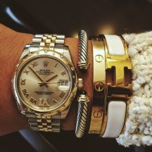 Stacked arm candies jewelry ideas 74