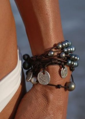Stacked arm candies jewelry ideas 93