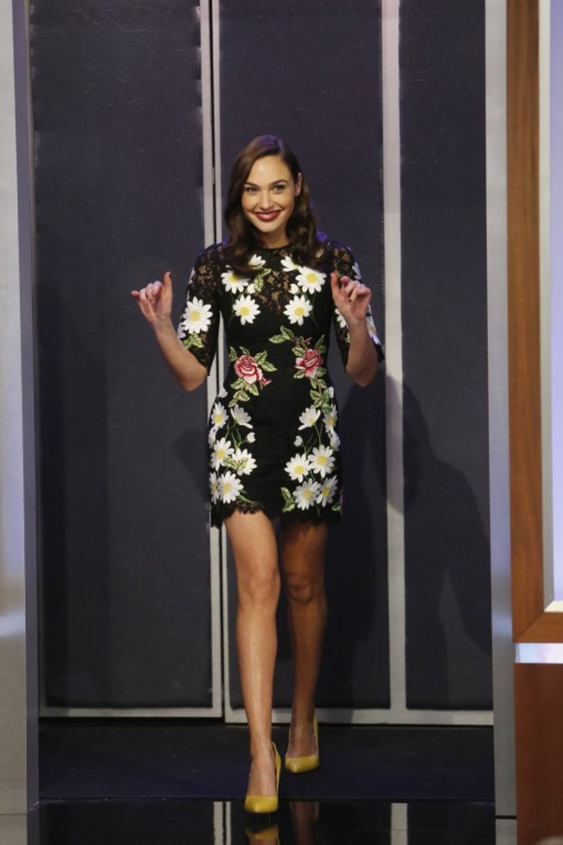 Stunning gallery of gal gadot fashions dress design style 16