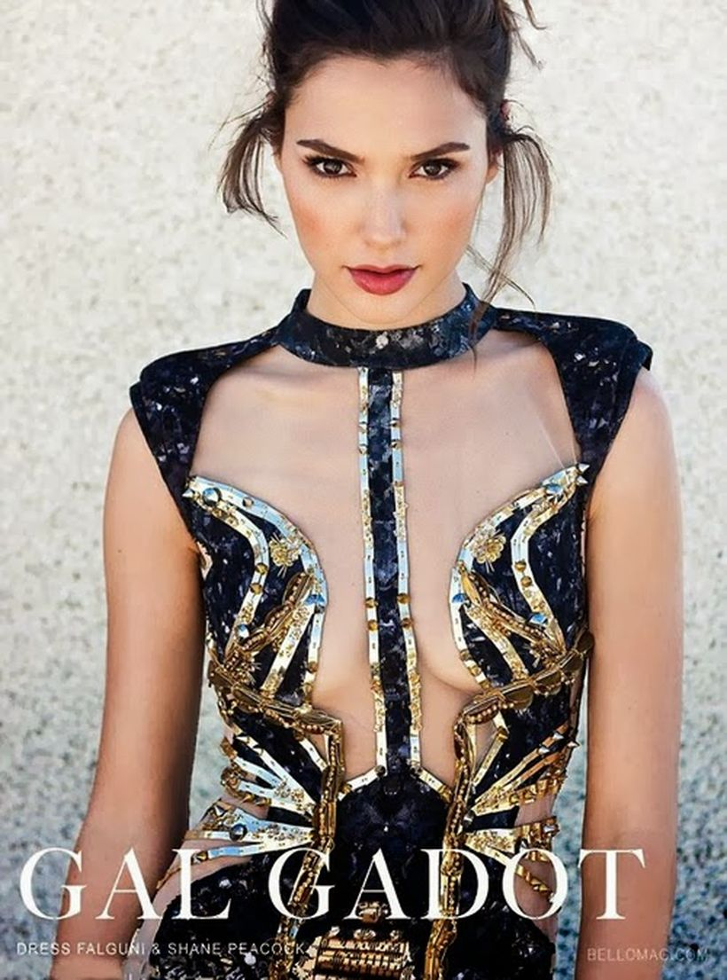 Stunning gallery of gal gadot fashions dress design style 35