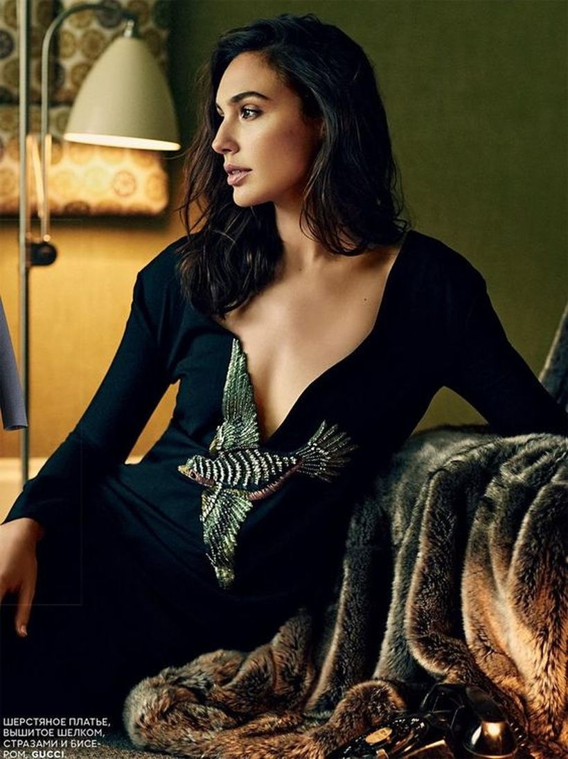 Stunning gallery of gal gadot fashions dress design style 47