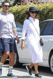 Stunning white shirtdresses outfits 11