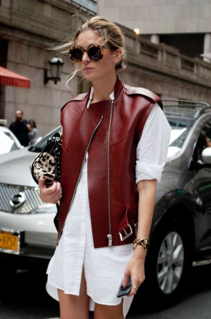 Stunning white shirtdresses outfits 8