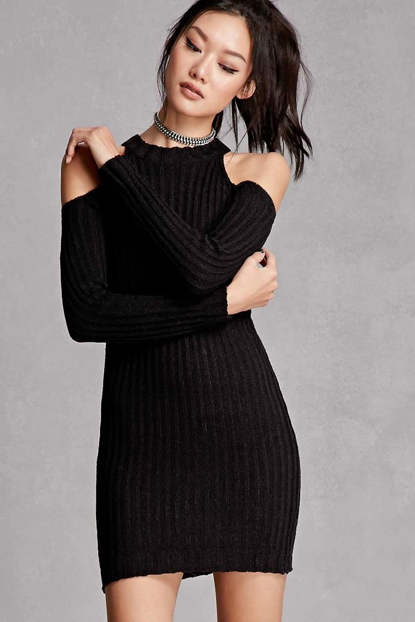 Stylish open shoulder dress outfits 2017 104