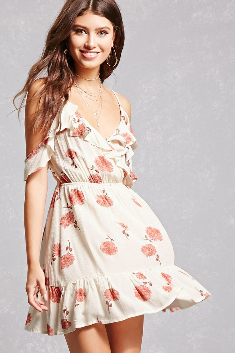 Stylish open shoulder dress outfits 2017 8