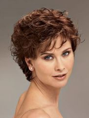 Stylist naturally curly haircuts ideas 32