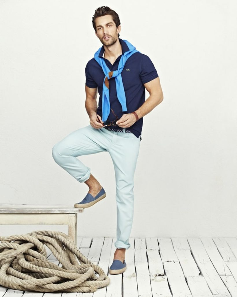 Summer casual men clothing ideas 27