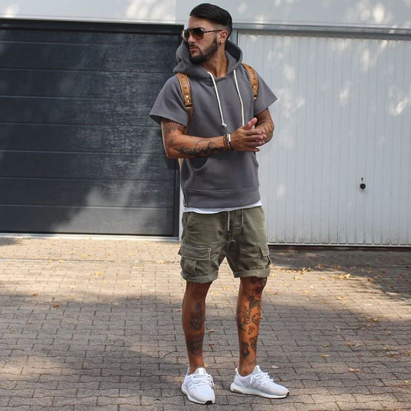 Summer casual men clothing ideas 29