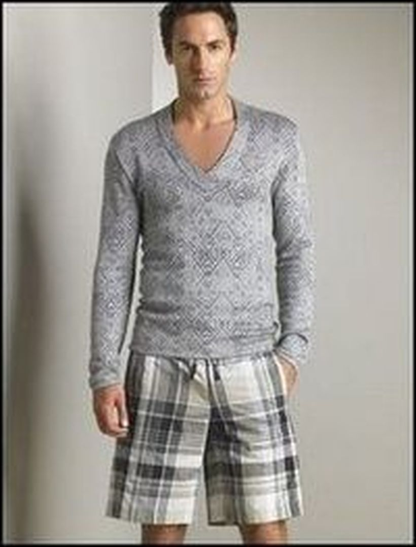 Summer casual men clothing ideas 7
