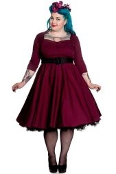 Vintage plus size rockabilly fashion style outfits ideas 39