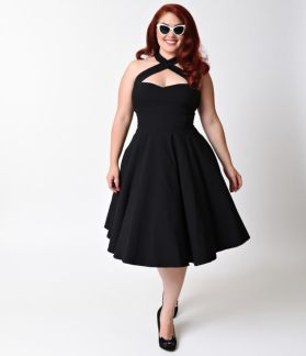 100 Ideas to Dress Rockabilly Fashions Style for Plus Size - Fashion ...