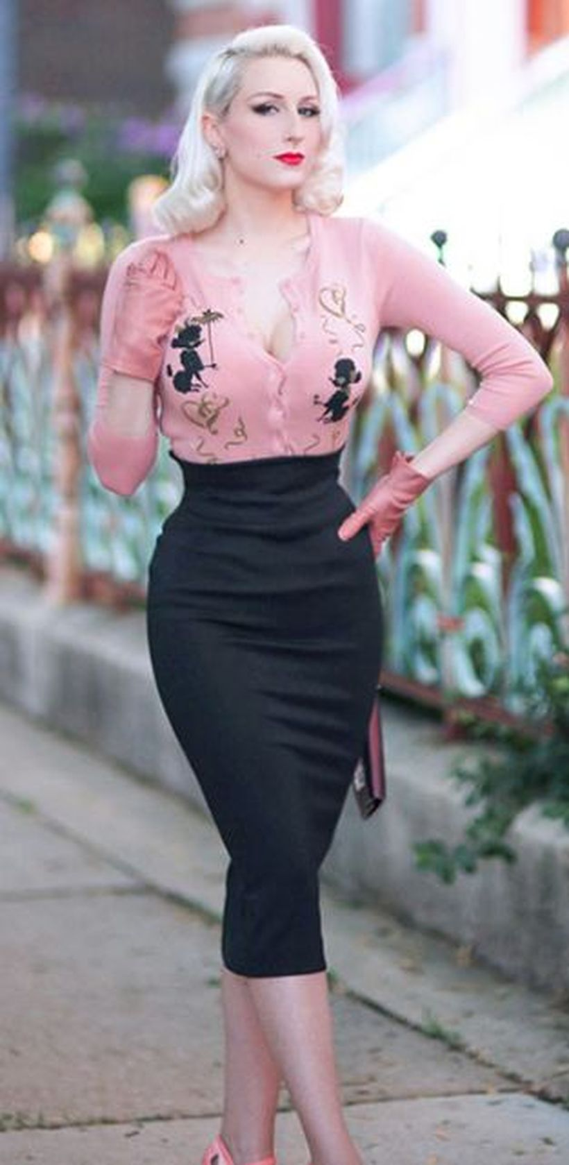 Vintage Rockabilly Fashion Style Outfits 4 Fashion Best