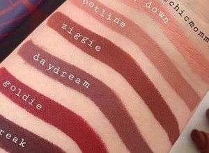 Attractive colourpop lippie stix swatches that you must see featured