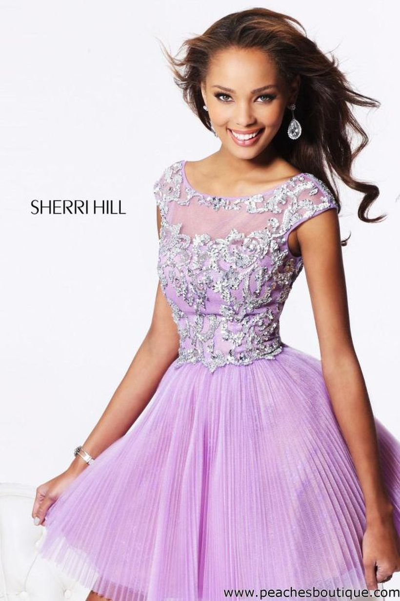 Awesome teens short dresses ideas for graduation outfits 129