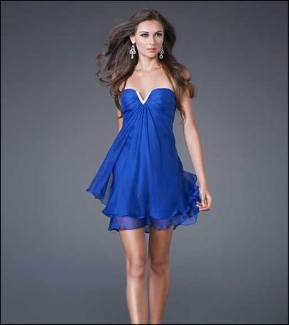 Awesome teens short dresses ideas for graduation outfits 193