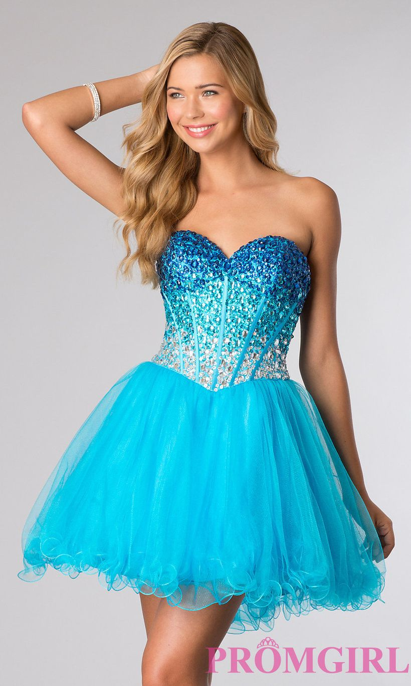 Awesome teens short dresses ideas for graduation outfits 218