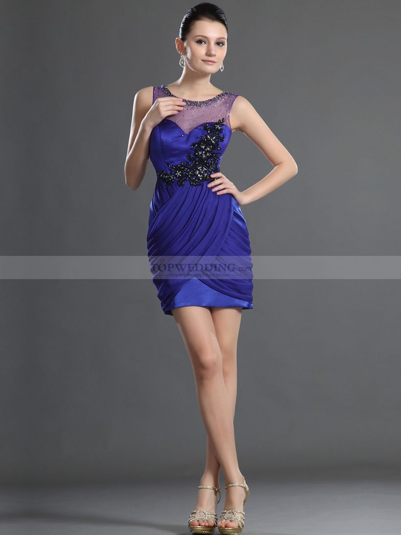 Awesome teens short dresses ideas for graduation outfits 28