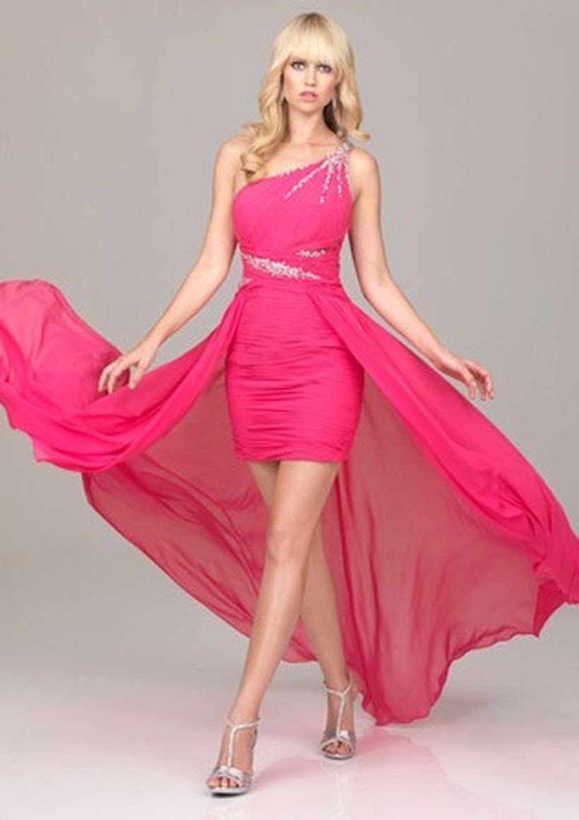 Awesome teens short dresses ideas for graduation outfits 4