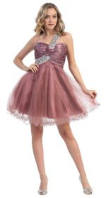 Awesome teens short dresses ideas for graduation outfits 53