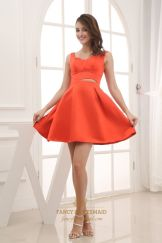 Awesome teens short dresses ideas for graduation outfits 8