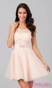 Awesome teens short dresses ideas for graduation outfits 97
